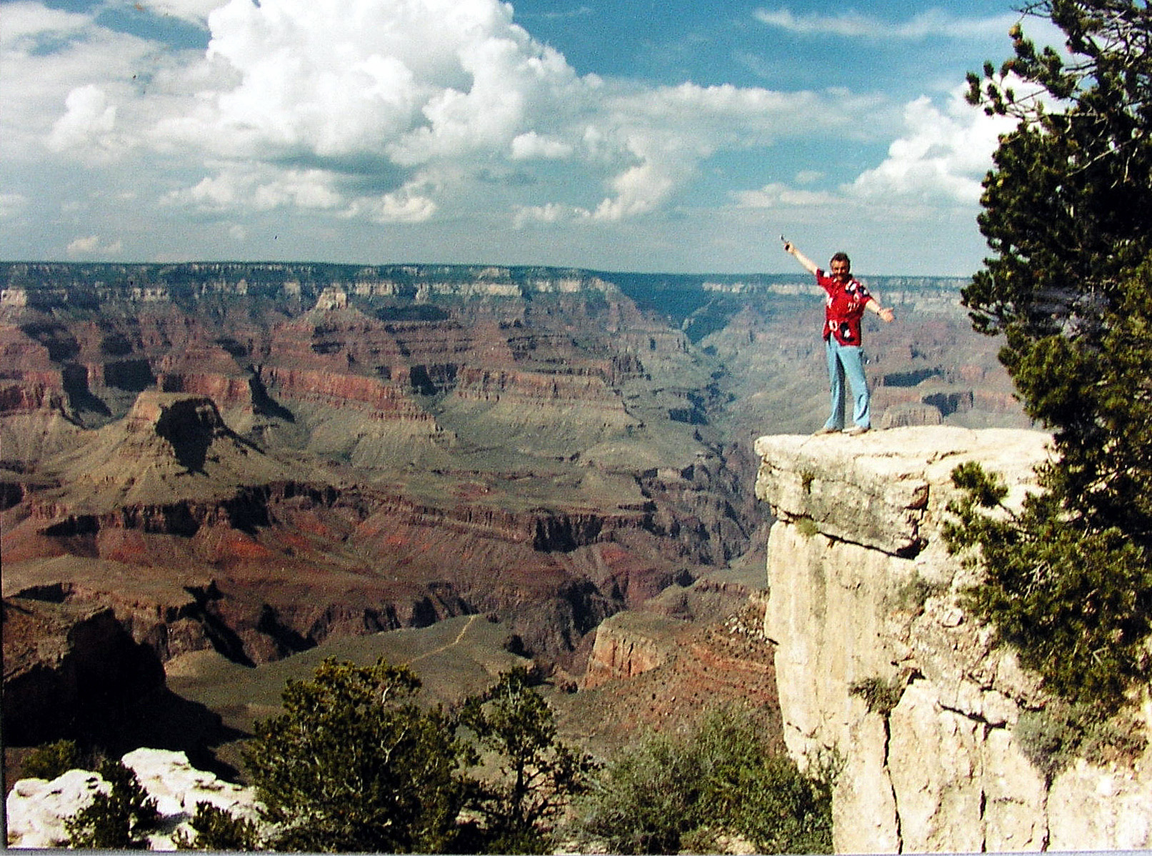 JB Grand Canyon Aug 1984